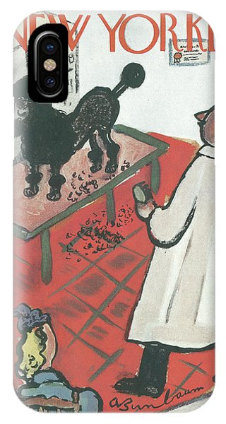 New Yorker November 9th, 1946 IPhone Case