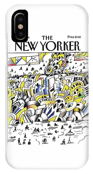 New Yorker October 10th, 1994 IPhone Case