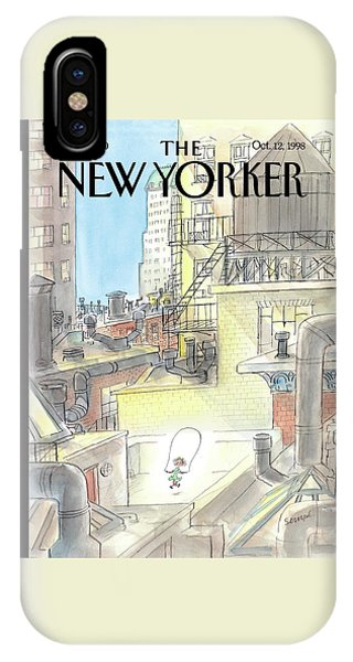 New Yorker October 12th, 1998 IPhone Case