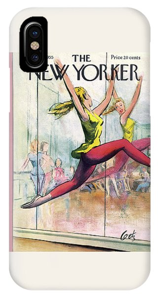 New Yorker October 15th, 1955 IPhone Case
