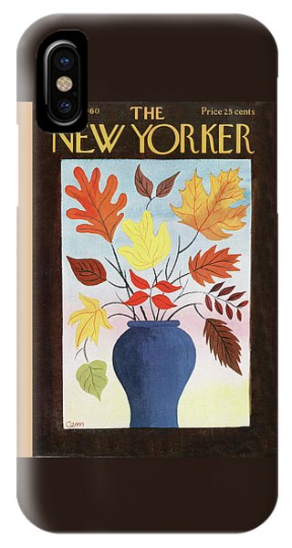 New Yorker October 15th, 1960 IPhone Case