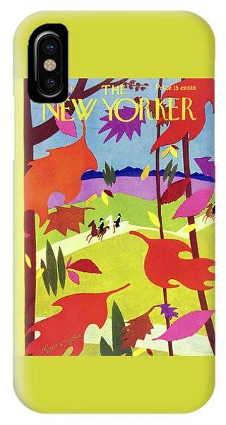 New Yorker October 17 1931 IPhone Case