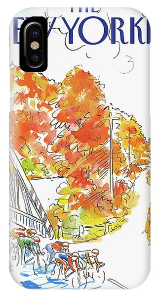 New Yorker October 17th, 1983 IPhone Case