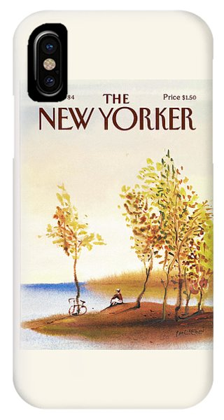 New Yorker October 1st, 1984 IPhone Case