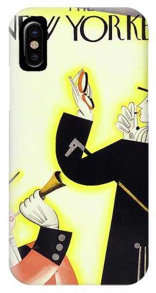 New Yorker October 2 1926 IPhone Case