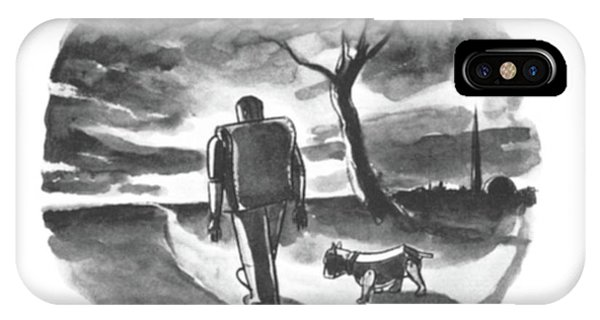 New Yorker October 26th, 1940 IPhone Case