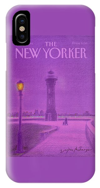 New Yorker October 27th, 1986 IPhone Case