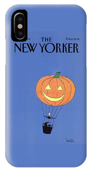 New Yorker October 29th, 1984 IPhone Case