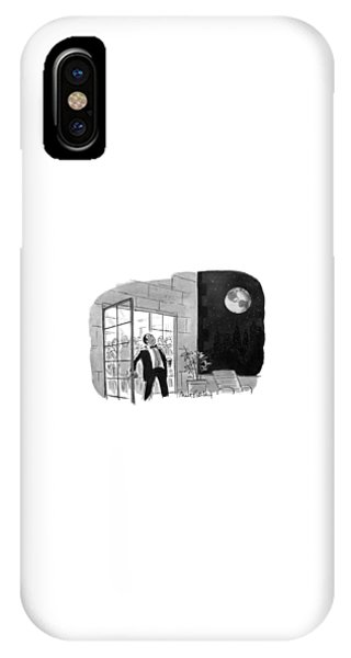 New Yorker October 29th, 1990 IPhone Case