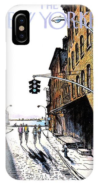New Yorker October 2nd, 1978 IPhone Case