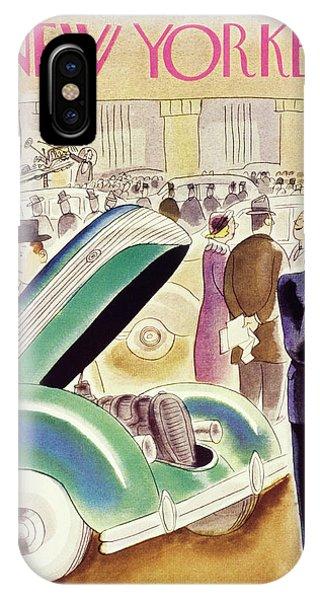 New Yorker October 30 1937 IPhone Case