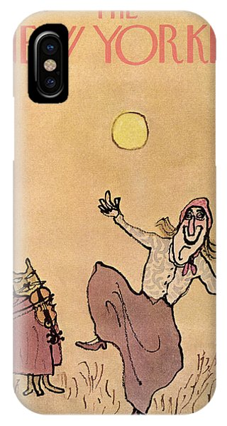 New Yorker October 30th, 1978 IPhone Case