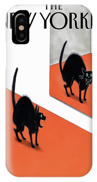 New Yorker October 30th 2006 IPhone Case