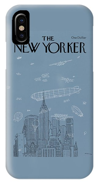 New Yorker October 31st, 1977 IPhone Case