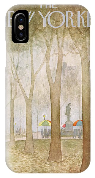 New Yorker October 3rd, 1977 IPhone Case