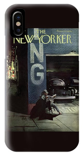 New Yorker October 5th, 1957 IPhone Case
