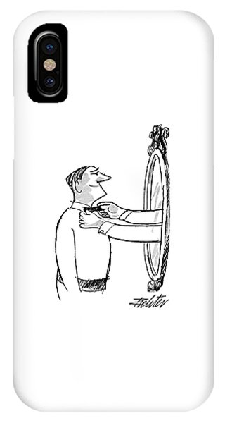 New Yorker October 5th, 1968 IPhone Case