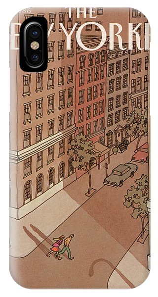 New Yorker October 6th, 1986 IPhone Case