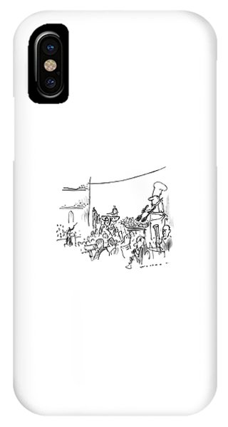 New Yorker October 7th, 1996 IPhone Case