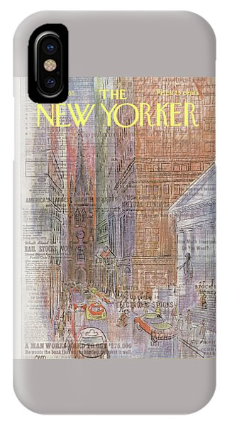 New Yorker September 11th, 1965 IPhone Case
