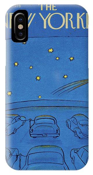 New Yorker September 11th, 1978 IPhone Case