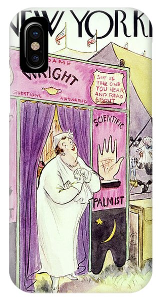 New Yorker September 14 1935 IPhone Case