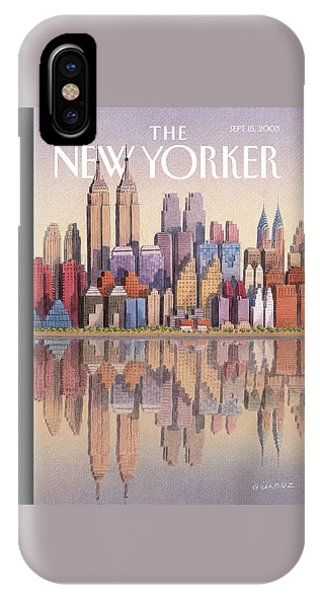 New Yorker September 15th, 2003 IPhone Case