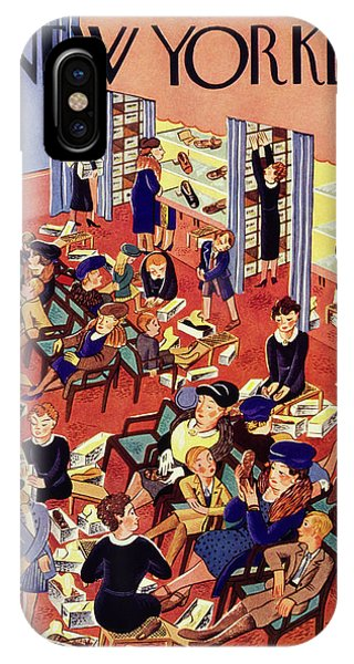 New Yorker September 17 1938 IPhone Case