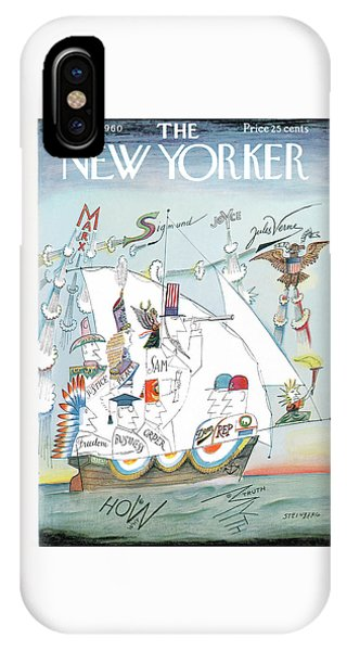 New Yorker September 17th, 1960 IPhone Case