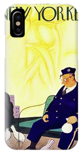 New Yorker September 18 1937 IPhone Case