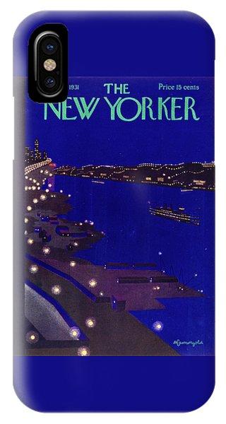 New Yorker September 19 1934 IPhone Case