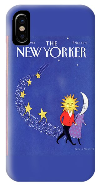 New Yorker September 19th, 1988 IPhone Case