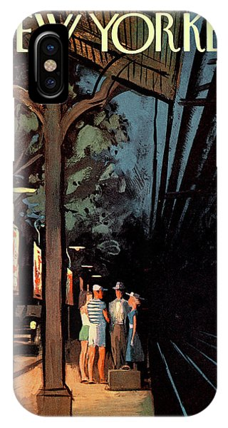 New Yorker September 1st, 1962 IPhone Case