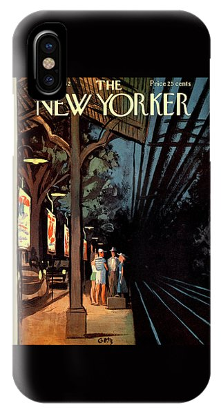 New Yorker September 1st, 1962 IPhone Case