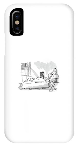 New Yorker September 1st, 1980 IPhone Case