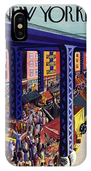 New Yorker September 21 1935 IPhone Case