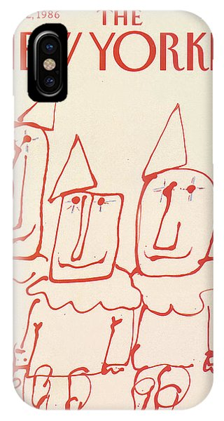New Yorker September 22nd, 1986 IPhone Case