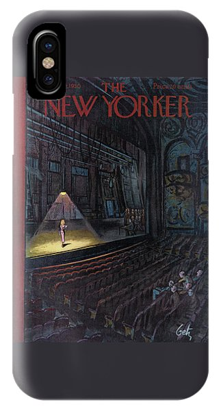 New Yorker September 23rd, 1950 IPhone Case