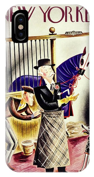 New Yorker September 26 1936 IPhone Case