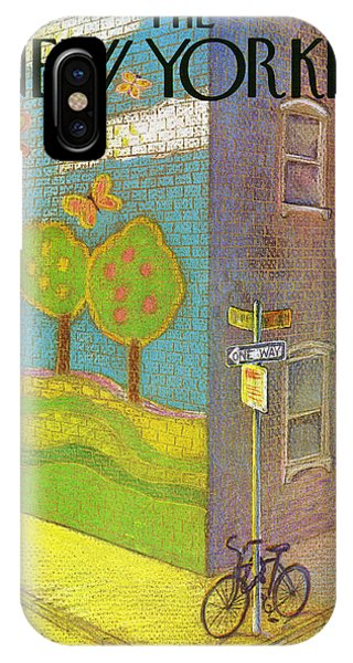 New Yorker September 27th, 1976 IPhone Case