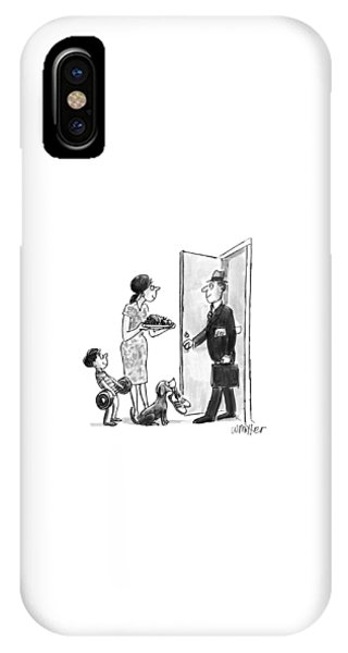 New Yorker September 27th, 1993 IPhone Case