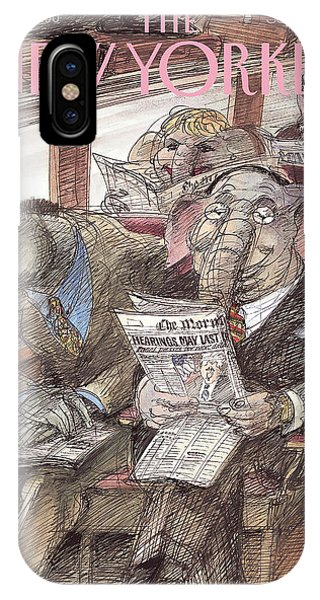 New Yorker September 28th, 1998 IPhone Case