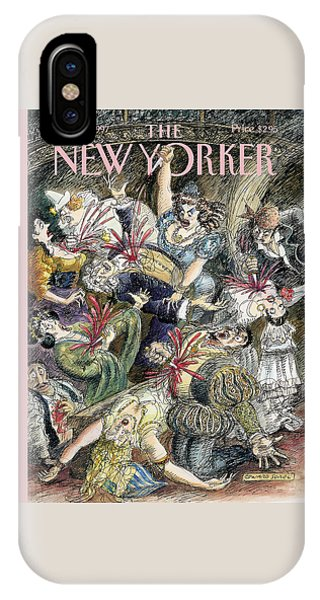 New Yorker September 29th, 1997 IPhone Case