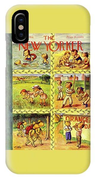 New Yorker September 3 1938 IPhone Case
