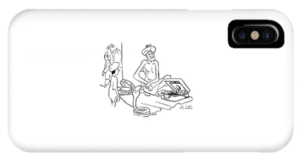 New Yorker September 30th, 1944 IPhone Case