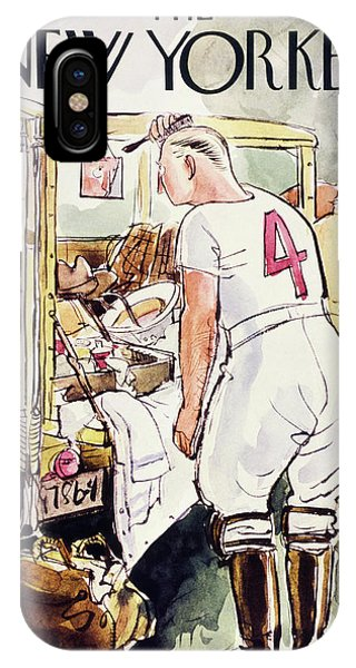 New Yorker September 4 1937 IPhone Case