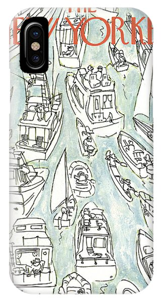 New Yorker September 4th, 1978 IPhone Case