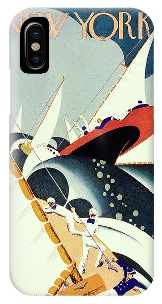 New Yorker September 5 1931 IPhone Case
