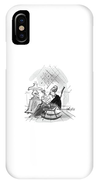New Yorker September 5th, 1964 IPhone Case