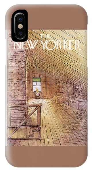 New Yorker September 5th, 1977 IPhone Case